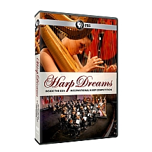 Harp Dreams DVD