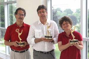 3 Emmys for Harp Dreams