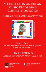 Latin American Recording Competition